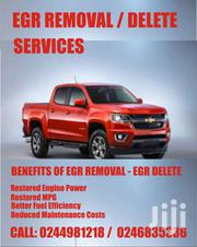 EGR REMOVAL  / DELETE /  BYPASS | Automotive Services for sale in Greater Accra, Asylum Down
