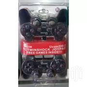 UCOM PC TWINSHOCK JOYPAD FREE GAMES | Video Game Consoles for sale in Central Region, Mfantsiman Municipal