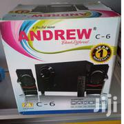 ANDREW C-6 Compatible With Compact Disc Digital Audio | TV & DVD Equipment for sale in Central Region, Mfantsiman Municipal
