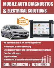 Auto Diagnostics And Electrical Solutions | Vehicle Parts & Accessories for sale in Greater Accra, Asylum Down