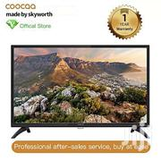 Skyworth Coocaa Satellite LED TV 32 Black | TV & DVD Equipment for sale in Greater Accra, Abelemkpe