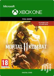 Mortal Kombat 11 Digital Code (Xbox One) | Video Game Consoles for sale in Greater Accra, Achimota