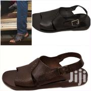 Double Leather Sole Italian Sandal | Shoes for sale in Greater Accra, Okponglo