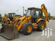 JCB Backhole Machine For Rent | Manufacturing Materials & Tools for sale in Greater Accra, Tema Metropolitan
