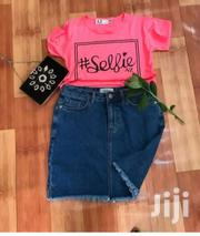 Denim Skirt For Ladies | Clothing for sale in Greater Accra, Adenta Municipal