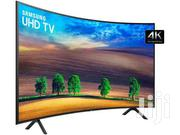 """SAMSUNG 49UHD 4K SMART CURVED LED TELE"""" 