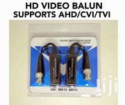 Passive Single Channel Video Balun HD CCTV Twisted Pairs Transmitter | Cameras, Video Cameras & Accessories for sale in Greater Accra, Dzorwulu
