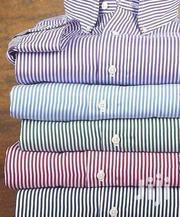 Oxford Stripe Shirts | Shoes for sale in Greater Accra, Kanda Estate