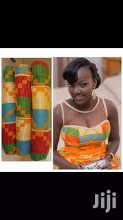 Beautiful Yellow Kente Cloth | Clothing for sale in Greater Accra, Labadi-Aborm