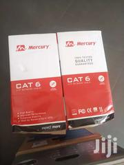 Mercury Cat6 Cable | Laptops & Computers for sale in Western Region, Ahanta West