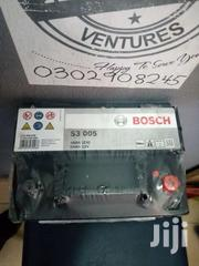 Car Battery 13 Plate(Bosch) | Vehicle Parts & Accessories for sale in Greater Accra, New Abossey Okai