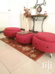 Beautiful Center Table And Three Chairs | Furniture for sale in Greater Accra, Teshie-Nungua Estates