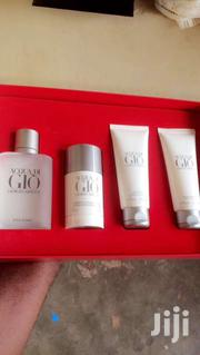 Acqua Di Giò Pour Homme Trio Gift Set | Makeup for sale in Greater Accra, Dansoman