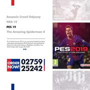 Pes 19 Offline Account Ps4 | Video Game Consoles for sale in Greater Accra, Odorkor