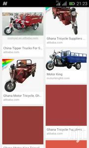 Tricycle For Hiring At Teshie Tebibianor. | Motorcycles & Scooters for sale in Greater Accra, Teshie new Town