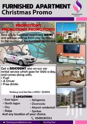 Furnished Apartment | Short Let and Hotels for sale in Greater Accra, South Labadi