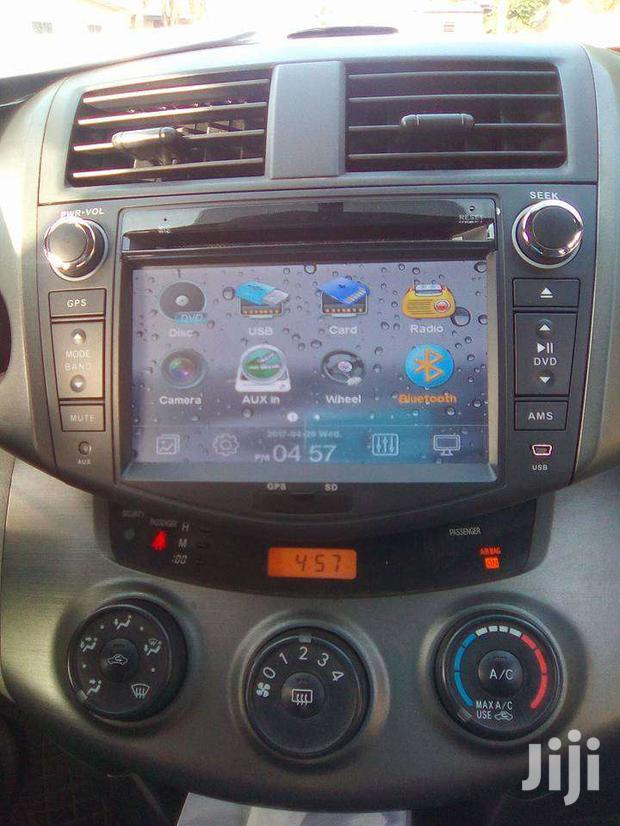 Toyota Rav4 Radio Dvd Player