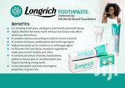 LONGRICH TOOTHPASTE | Bath & Body for sale in Greater Accra, Alajo