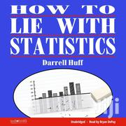 "Book For Entrepreneurs: ""How To Lie With Statistics"" 
