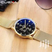 Cuena Mesh Chain Watch - Gold | Watches for sale in Greater Accra, South Labadi