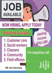 Job Creation Ghana | Accounting & Finance Jobs for sale in Greater Accra, East Legon