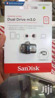 SANDISK ULTRA 32GB DUAL 3.0 PENDRIVE | Laptops & Computers for sale in Greater Accra, Asylum Down