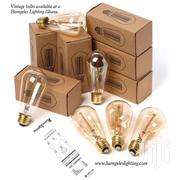 Edison Bulbs At Hamgeles Lighting Ghana | Home Accessories for sale in Greater Accra, Airport Residential Area