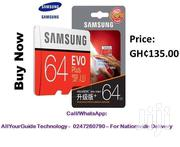 SAMSUNG EVO Plus Microsd Card With Faster Performance (64GB) | Clothing Accessories for sale in Greater Accra, Asylum Down