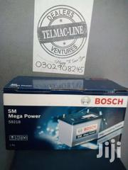 Car Battery 19 Plate(Bosch)   Vehicle Parts & Accessories for sale in Greater Accra, New Abossey Okai