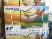 NASCO 40INCH SMART CURVED TV NEW IN BOX | TV & DVD Equipment for sale in Greater Accra, Accra Metropolitan