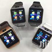 Dz09 Smart Watch With Sim Card | Smart Watches & Trackers for sale in Greater Accra, Avenor Area