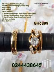 Easter Giveaway Wedding Ring Set | Jewelry for sale in Greater Accra, Ga South Municipal