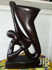 Wood  Carving Trumpeter | Arts & Crafts for sale in Greater Accra, Roman Ridge