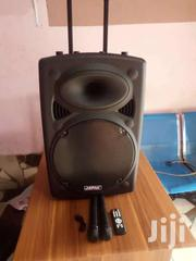 Jiepak Sound System. Two Mics | Audio & Music Equipment for sale in Greater Accra, Avenor Area