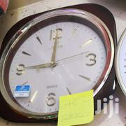 Brown And Gold Wall Clock   Home Accessories for sale in Greater Accra, Accra Metropolitan