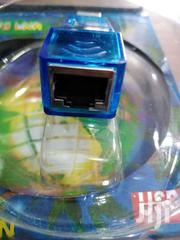USB 2.0 To Ethernet LAN Adapter | Computer Accessories  for sale in Greater Accra, Dzorwulu