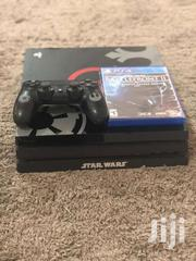 PS4 Pro With Star Wars Very Neat   Video Game Consoles for sale in Greater Accra, Tesano