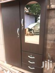 Sweet Cofe Colored Double Door Wardrobe For Sell With Free Delivery . | Doors for sale in Greater Accra, Abelemkpe