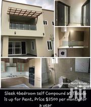 4bedroom Self Compound At Tseddo | Houses & Apartments For Rent for sale in Greater Accra, Burma Camp