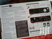 Scarlett 2i2 USB Audio Interface | Audio & Music Equipment for sale in Greater Accra, Teshie-Nungua Estates