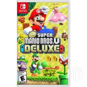 Super Mario Bros U Deluxe Nintendo Switch | TV & DVD Equipment for sale in Greater Accra, Osu