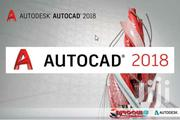 Autocad 2018 Full Version | Software for sale in Eastern Region, Asuogyaman