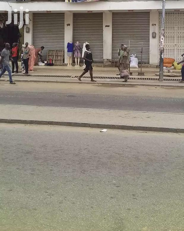 Archive: Shop For Rent At Adum, Kumasi