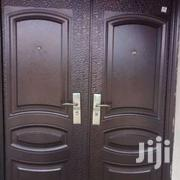Fireproof Double Turkey Security Door+Frame+Locks | Doors for sale in Greater Accra, Kwashieman