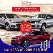 SUV Or 4 By 4 For Rent @ Cool Price | Automotive Services for sale in Central Region, Awutu-Senya
