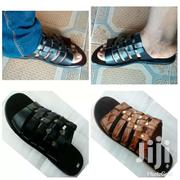 Men Newly Designed Leather Sandals | Shoes for sale in Greater Accra, New Mamprobi