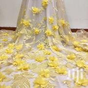 3d Floral On Tulle Lace   Clothing for sale in Greater Accra, Nungua East