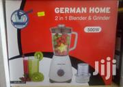 German Home Unbreakable Blender With Mill | Kitchen Appliances for sale in Greater Accra, Achimota