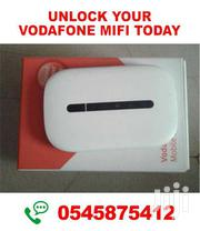 VODAFONE ROUTER UNLOCKING | Networking Products for sale in Western Region, Ahanta West
