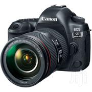 Canon EOS 5D Mark IV With 24-105mm KIT LENS | Cameras, Video Cameras & Accessories for sale in Greater Accra, Darkuman